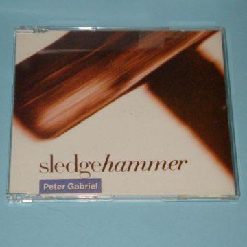 Gabriel, Peter - Sledgehammer (UK CD Maxi Single)