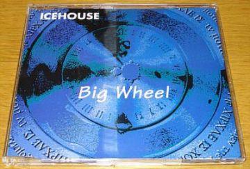 Icehouse (Iva Davies) - Big Wheel (CD Maxi Single)