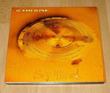 Icehouse (Iva Davies) - Big Wheel (Australisches CD Album)