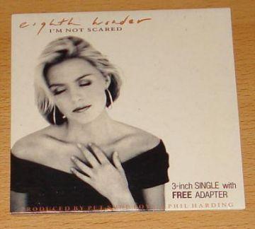 Eighth Wonder (PWL) - Im Not Scared (3 CD Maxi Single) VG