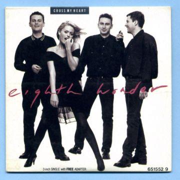 Eighth Wonder (PWL) - Cross My Heart (3 CD Maxi Single) VG