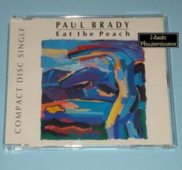Brady, Paul - Eat The Peach (CD Maxi Single)