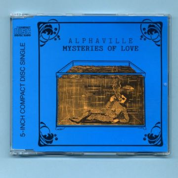 Alphaville - Mysteries Of Love (CD Maxi Single)