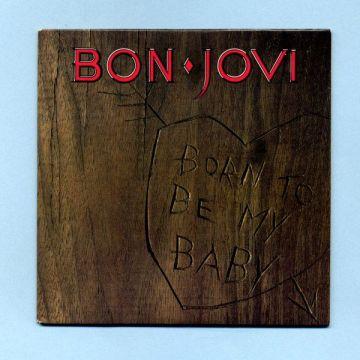 Bon Jovi - Born To Be My Baby (GER CD Maxi Single) - PPSL