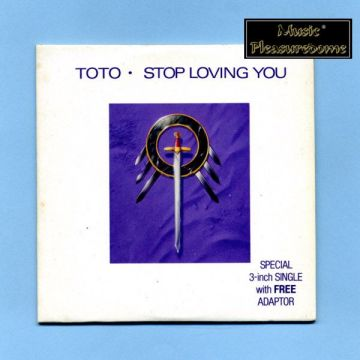 Toto - Stop Loving You (3'' CD Maxi Single)