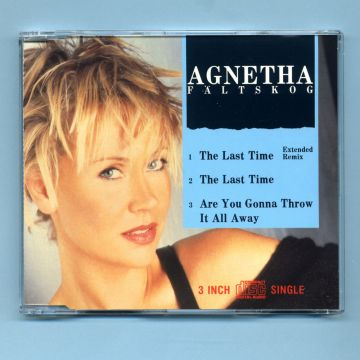 Fältskog, Agnetha (ABBA) - The Last Time (3'' CD Maxi)