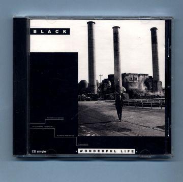Black - Wonderful Life (UK CD Maxi Single)
