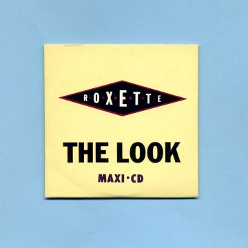 Roxette - The Look (3'' Remix CD Maxi Single)