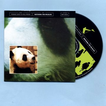 Frankie Goes To Hollywood - Watching The Wildlife (CD Maxi)