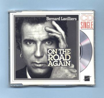 Lavilliers, Bernard - On The Road Again (3'' CD Single)