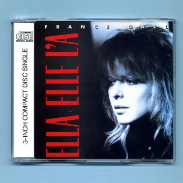 Gall, France - Ella Elle La (3 CD Maxi Single)