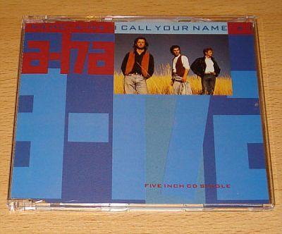 A-ha (Aha) - I Call Your Name (CD Maxi Single)