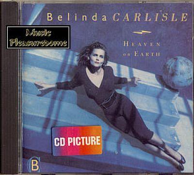 Carlisle, Belinda - Heaven On Earth (CD Picture Album)