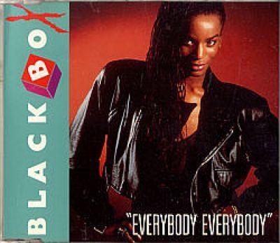 Black Box - Everybody Everybody (CD Maxi Single)