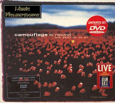 Camouflage - Rewind / Best (CD + DVD Set)