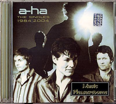 Aha / A-ha - The Singles 1984-2003 (CD Album) -Argentinien