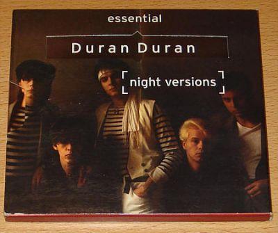 Duran Duran - Essential / Night Versions (Doppel CD)