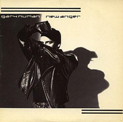 Numan, Gary - New Anger (UK CD Maxi Single)