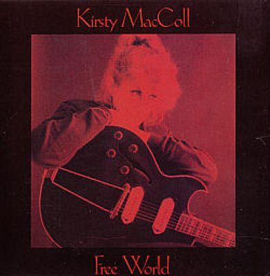 MacColl, Kirsty - Free World (3 CD Maxi Single)