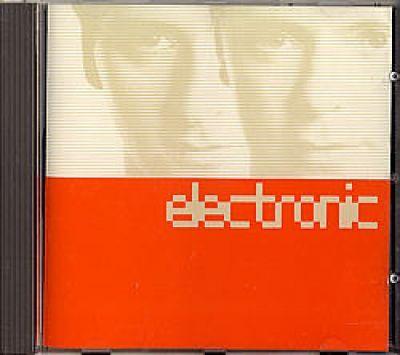 Electronic (Pet Shop Boys) - Electronic (CD Album)