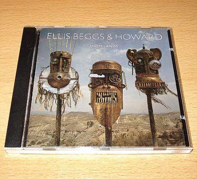 Ellis, Beggs & Howard (Kajagoogoo) - Homelands (CD Album)