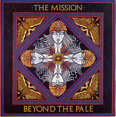 Mission, The - Beyond The Pale (CD Maxi Single)