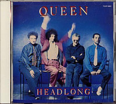 Queen - Headlong (Japan CD Maxi Single)