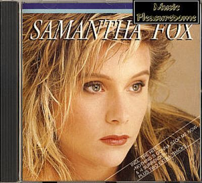 Fox, Samantha (PWL/SAW) - Samantha Fox (CD Album) - vg