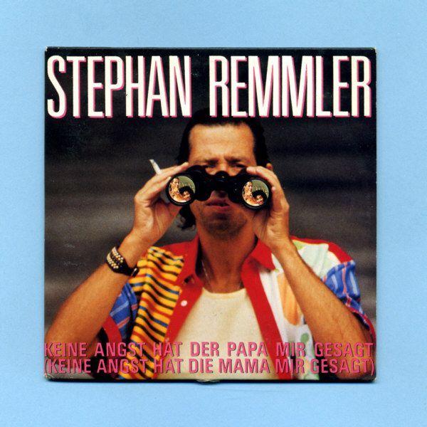 Remmler, Stephan - Keine Angst hat der... (CD Maxi Single)