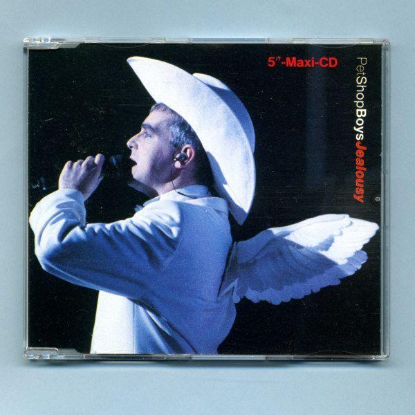 Pet Shop Boys - Jealousy (Remix CD Maxi Single)