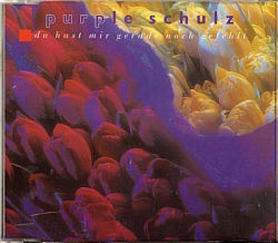 Purple Schulz - Du hast mir gerade noch gefehlt (CD Maxi Single)