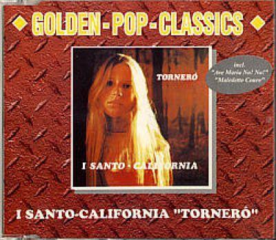 I Santo California - Torneró (CD Single)