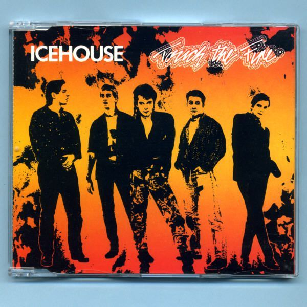 Icehouse - Touch The Fire (UK CD Maxi Single)