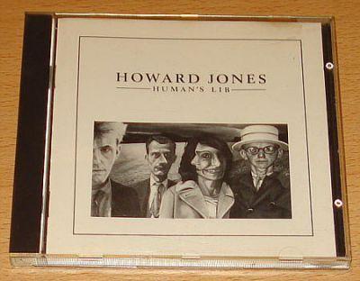 Jones, Howard - Humans Lib (CD Album) - Target