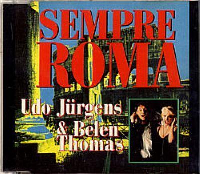 Jürgens, Udo - Sempre Roma (CD Maxi Single)