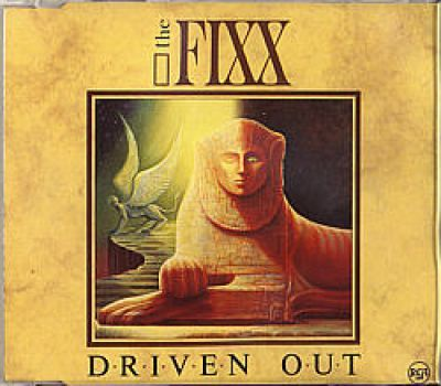 Fixx, The - Driven Out (CD Maxi Single)