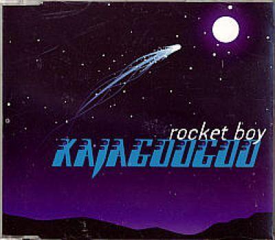 Kajagoogoo - Rocket Boy (UK CD Single)
