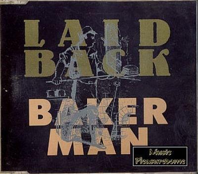 laid back baker man cd maxi music pleasuredome cd dvd. Black Bedroom Furniture Sets. Home Design Ideas