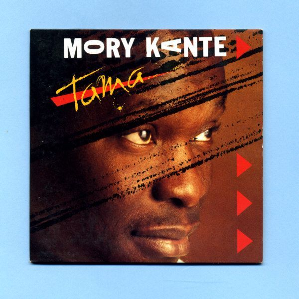 Kante, Mory - Tama (CD Maxi Single)