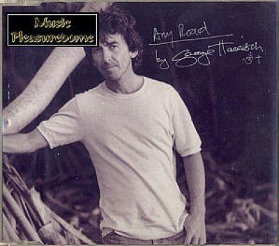 Harrison, George (Beatles) - Any Road (UK CD Maxi Single)