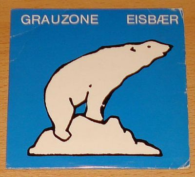 Grauzone - Eisbär (3 CD Maxi Single)