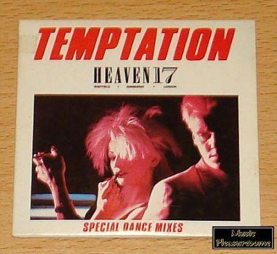 Heaven 17 - Temptation (3 CD Maxi Single)