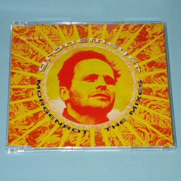 Grönemeyer, Herbert - Morgenrot (CD Remix Maxi Single)