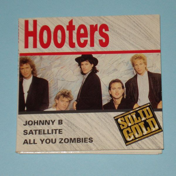 Hooters - Johnny B. (3 CD Maxi Single) - Solid Gold