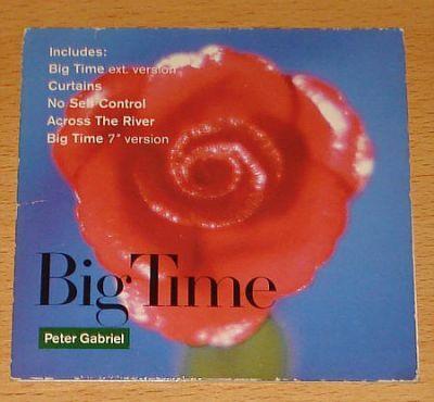 Gabriel, Peter - Big Time (UK CD Maxi Single)