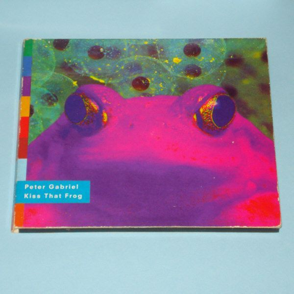 Gabriel, Peter - Kiss That Frog (UK CD Maxi Single)