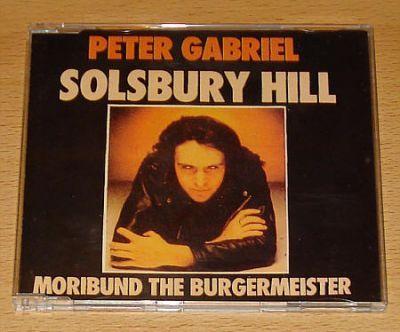 Gabriel, Peter - Solsbury Hill (UK CD Maxi Single)