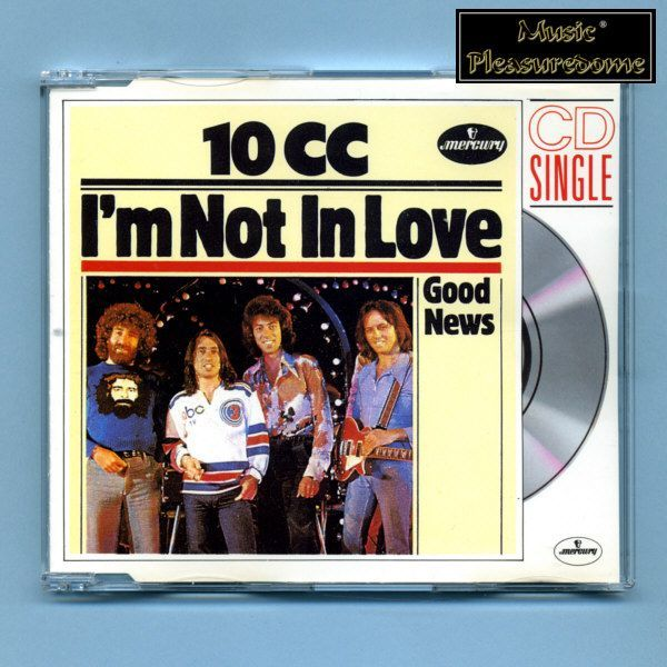10 CC - Im Not In Love (3 CD Single)