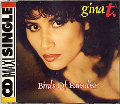 T., Gina - Birds Of Paradise (CD Maxi Single)