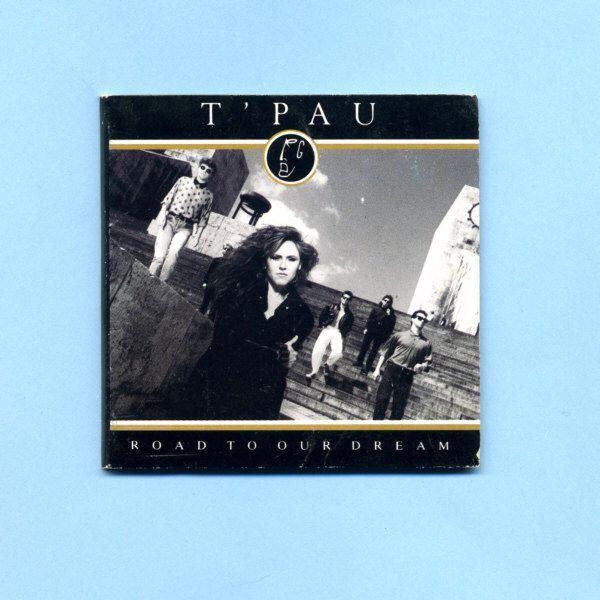 TPau - Road To Our Dream (3 CD Maxi Single)